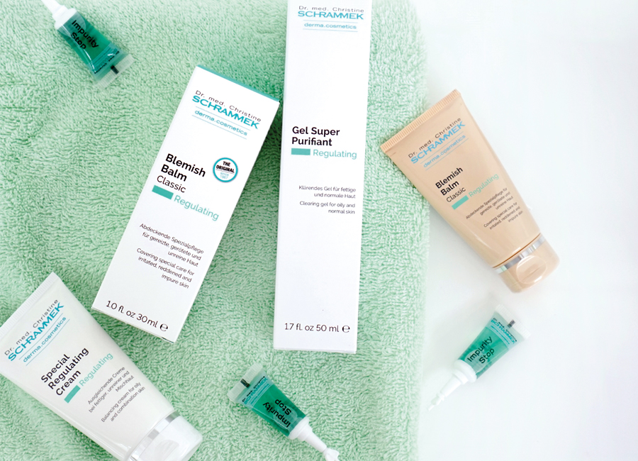 Regulating Skin care