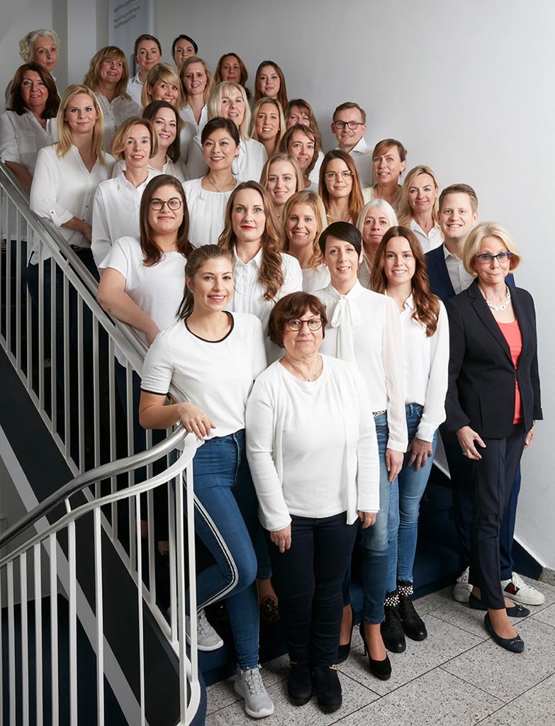 Dr. med. Schrammek Team